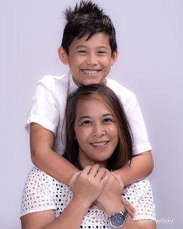 Mother and Son Portrait - Kellyville-1.j