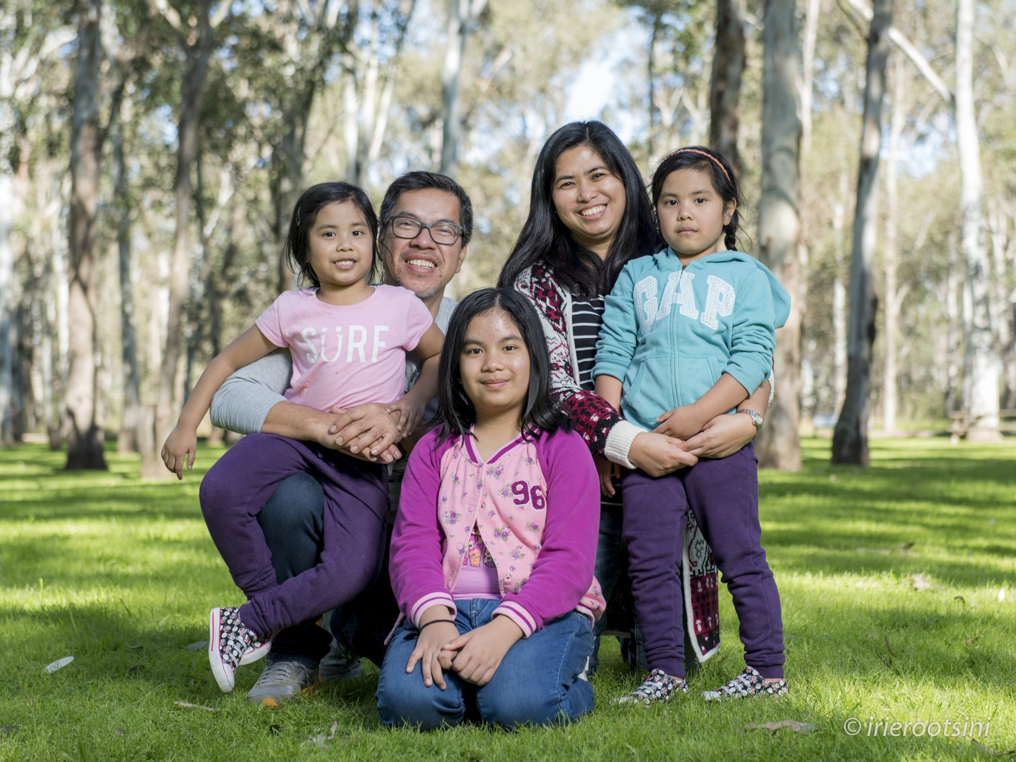 Family Portrait-Nurragingy-Doonside