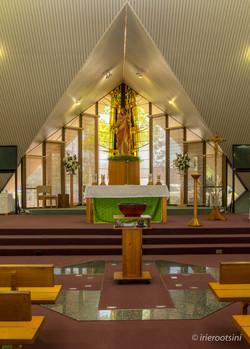 The Good Shepherd Parish Plumpton Altar