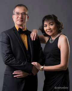 Husband and Wife Portrait Photography - Sydney