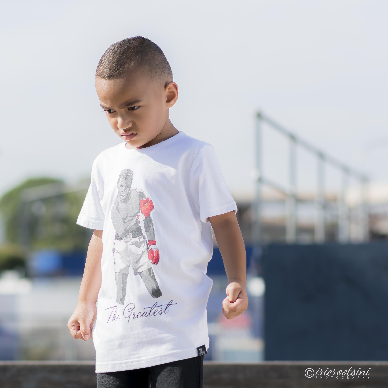 Kids T Shirt-Lifestyle Photography
