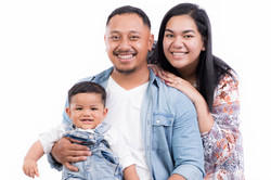 Photographer-South-Windsor-NSW-Baby-with-Parents-Portrait
