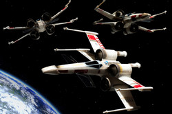 Product-Photography-Toy-Star-Wars-Xwing-Fighter