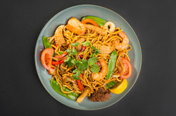Food-Photography-Rooty-Hill-Asian-Seafood-Noodle-Dish