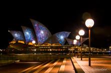 Sydney Opera House - Steps to the Lights