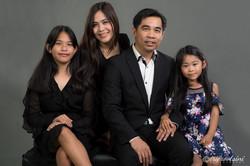 Photographer-Hebersham-Formal-Studio-Family-Portrait