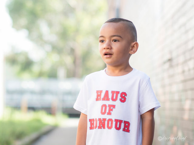 Haus of Honour-T Shirt-Lifestyle Product Photography-Sydney