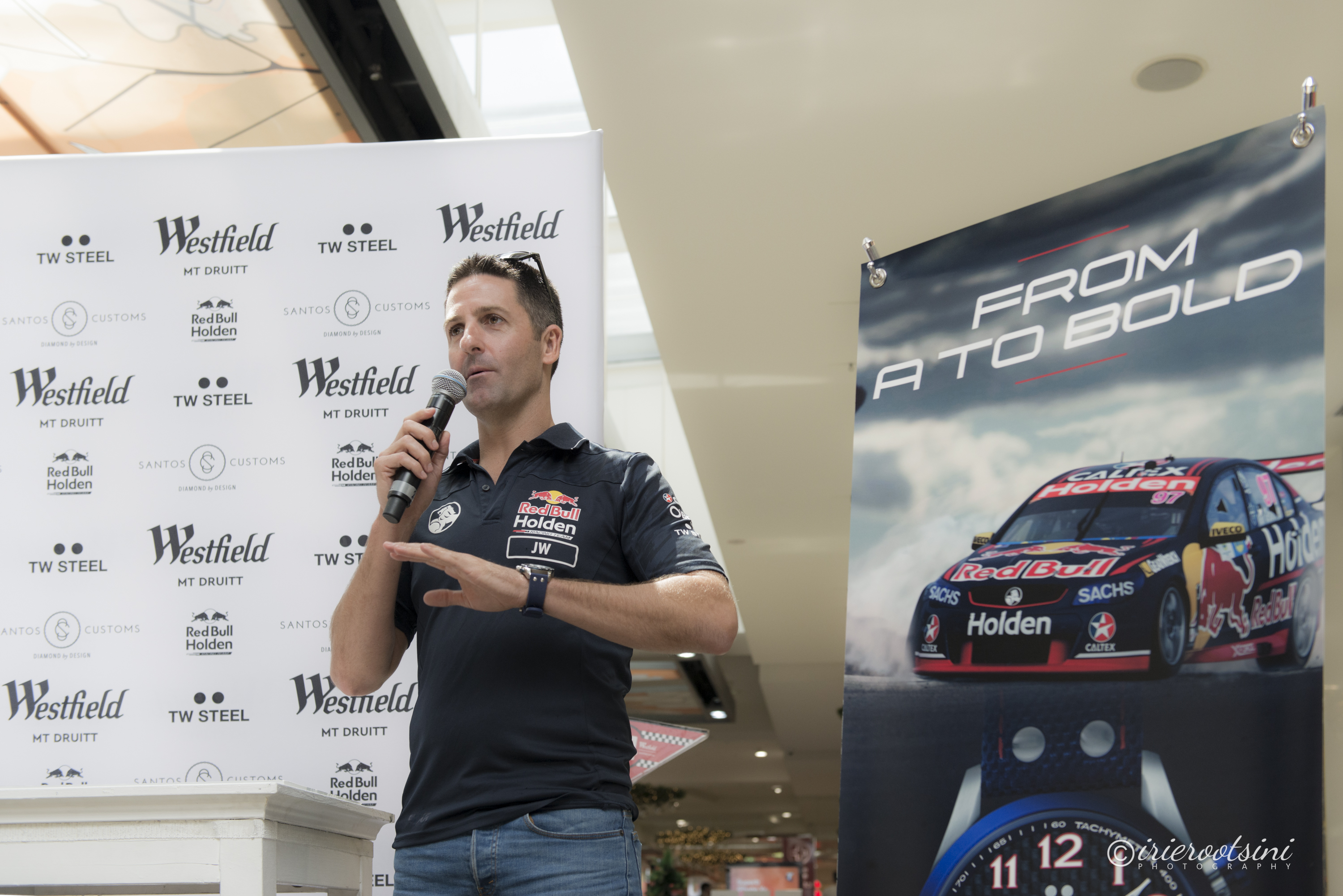 Jamie Whincup-Corporate Lifestyle