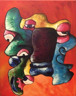 Psychedelic Blob