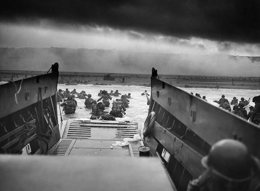 101st Vet Looks Back on Normandy