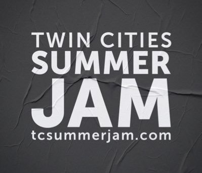 2021 Twin Cities Summer Jam Lineup Announced