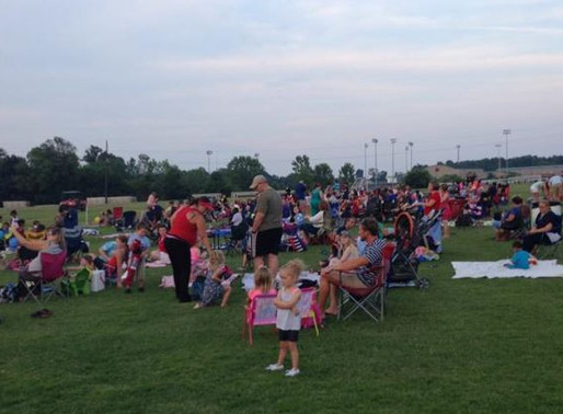 Movies in the Park Returns for Summer