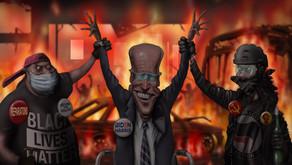 Antifa & BLM's Bible Burning Fallout