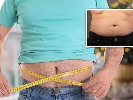 The Best Recreational Sport for Harmful Belly Fat