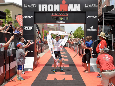 Houston Officials Optimistic About Ironman Race in 2021
