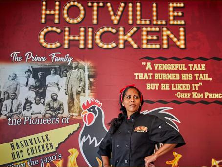 Los Angeles' Lost Hot Chicken History