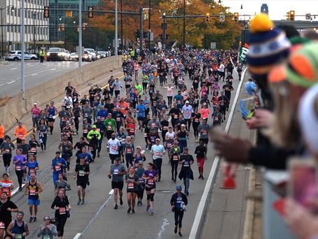 Join The Detroit Free Press Marathon