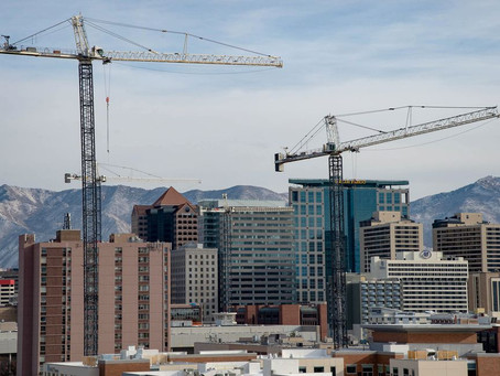 Here's How the SLC skyline will rise in 2021