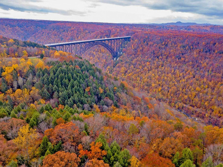 New River Gorge is America's Newest National Park