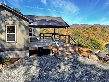 5 Southern Stays With Amazing Views