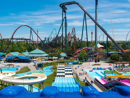 Canada's Wonderland Announces Opening Day