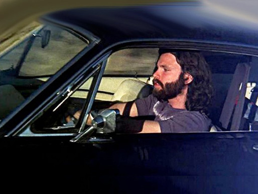 The Life of Jim Morrison's Mustang