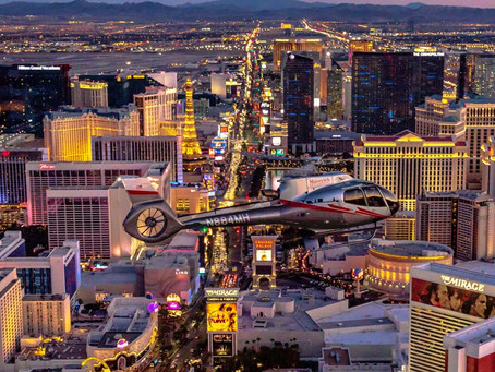 2021 Will Bring More Construction Vegas