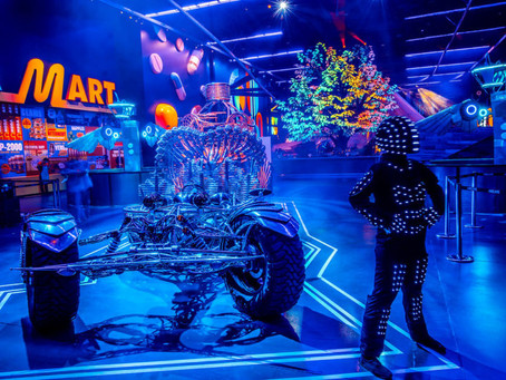Meow Wolf Creates Mind-Blowing Las Vegas Attraction