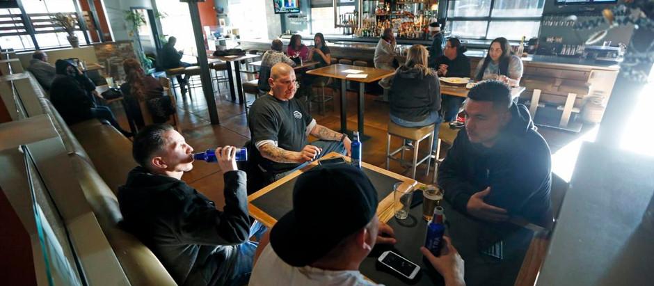 Santa Fe Restaurants, Hotels Rejoice as Dining Returns