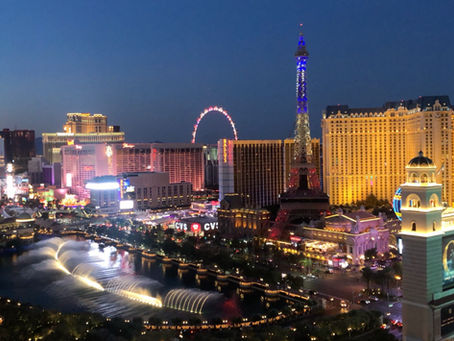 Can Vegas Tourism Come Back Quicker Than Expected?