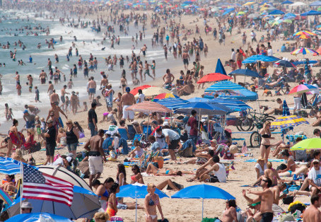 New LA Tourism Chief Isn't Deterred by Tough Times