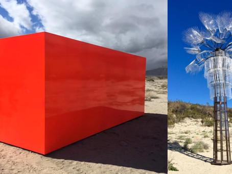 Desert X Exhibition Set, Organizers Say
