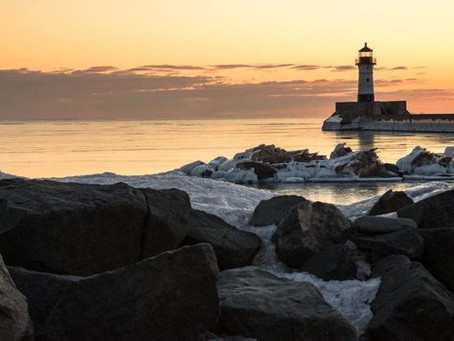 Be Here for Duluth's Winter Wonderland