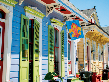 Faubourg Marigny and Bywater: New Orleans Coolest