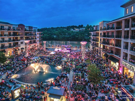 Branson Tourism Increase Officials Hopeful for  2021
