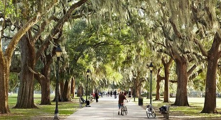 Savannah, a City With Charms Both Historical and Culinary