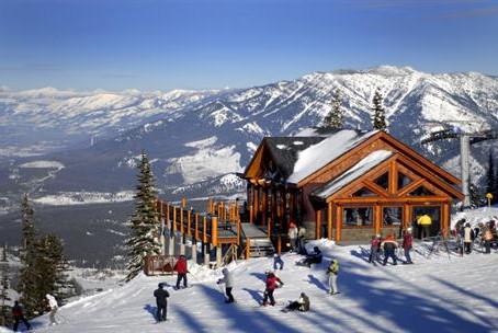 The Pandemic on Ski Town Economies