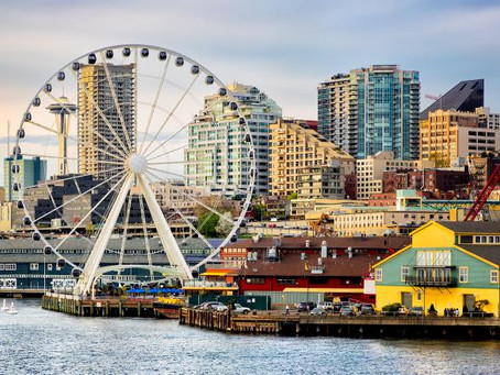 Seattle's Great Wheel Now Offering Dining Experience