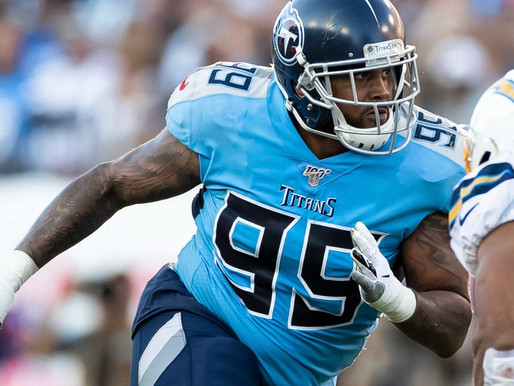 Former Titan Carries Anger into 20-21