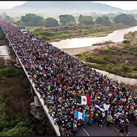 The Tragedy of Open Borders