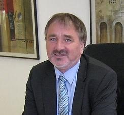 Dipl. Math. Gerd Strasser Vorsitzender der Geschäftsführung