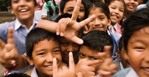 Giving to International Development