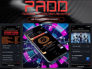 Starfleet Command is pleased to introduce PADD, a crew station enhancement application