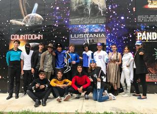 10th Grade Mission Avatars