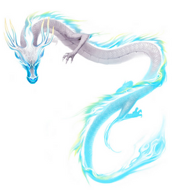 """Darion """"Flametongue"""" Dragon"""