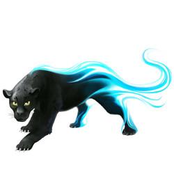"""Mundina """"Darkpaw"""" Panther"""