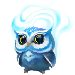 "Kalofax ""Greywind"" Owl"