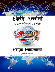 Earth Accord Crisis Document and Overvie