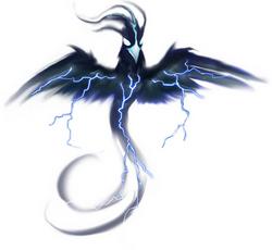 "Saira ""Ilumia"" Lightning Crow"