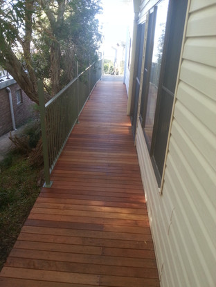 Walkways & Access Ramps